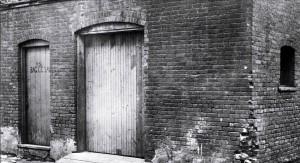 Eerste werkplaats Henry Ford