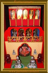 Fantasiorama-Tempelkaart