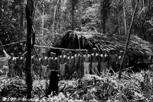 Workers clearing the jungle - June 18 -1934