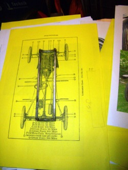 T-Ford bouwen 01