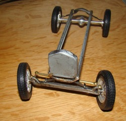 T-Ford bouwen 07