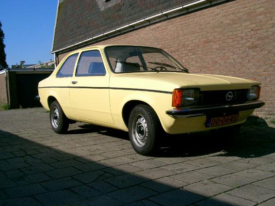 Opel Kadett-C 1978